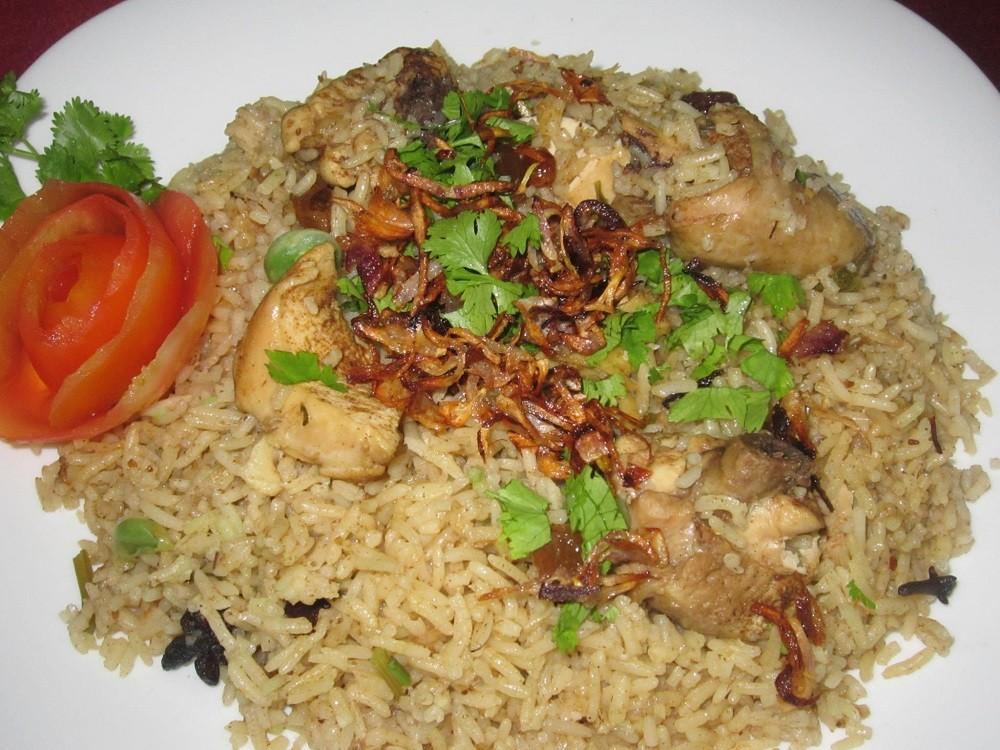 Nasi-Arab