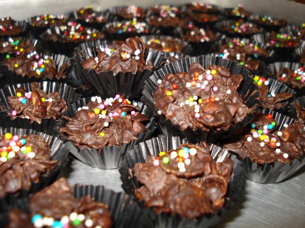 corn-coklat