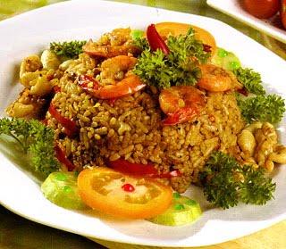 nasi goreng upin ipin   resepi mudah dan ringkas